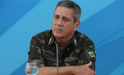 Braga Netto acaba com a mamata de empréstimo de policiais