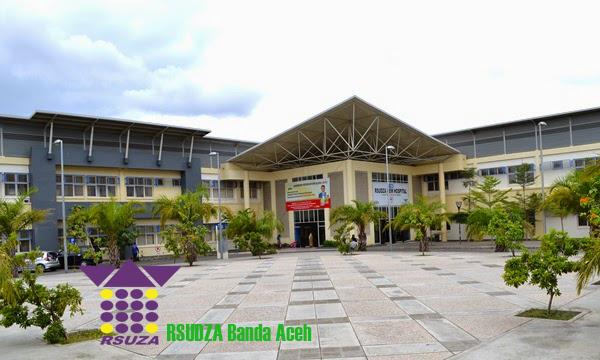 Lowongan Kerja Non PNS BLUD Rumah Sakit RSUDZA 2017