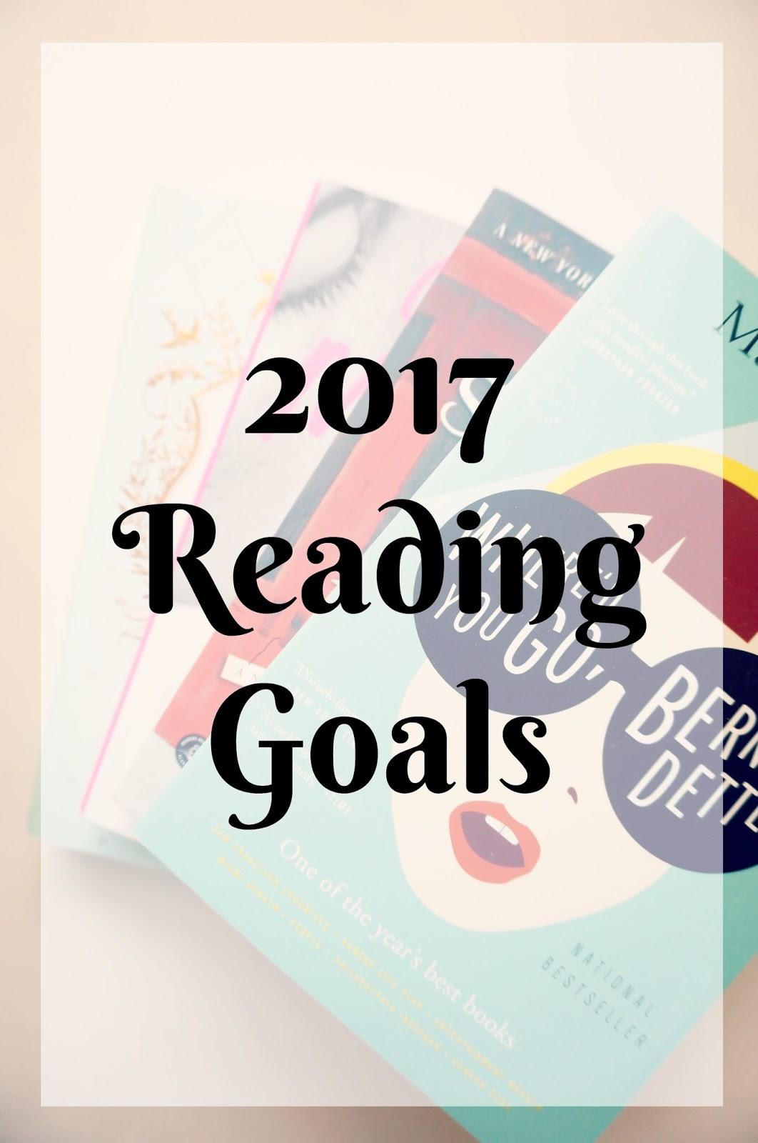 Rebecca Lately 2017 Reading Goals