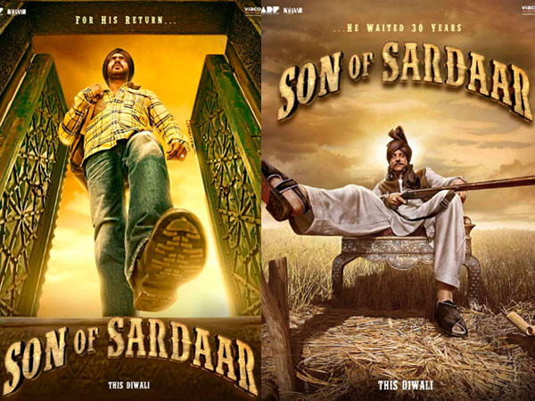 Son Of Sardar Movie Wallpapers Hd: Wallpapers, Urdu Books, Softwares: Bollywood Movies