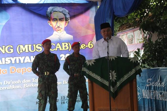 Pradi : SDM Muhammadiyah Aset Pemkot Depok