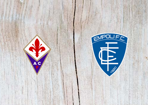 Fiorentina vs Empoli -  Highlights 16 December 2018