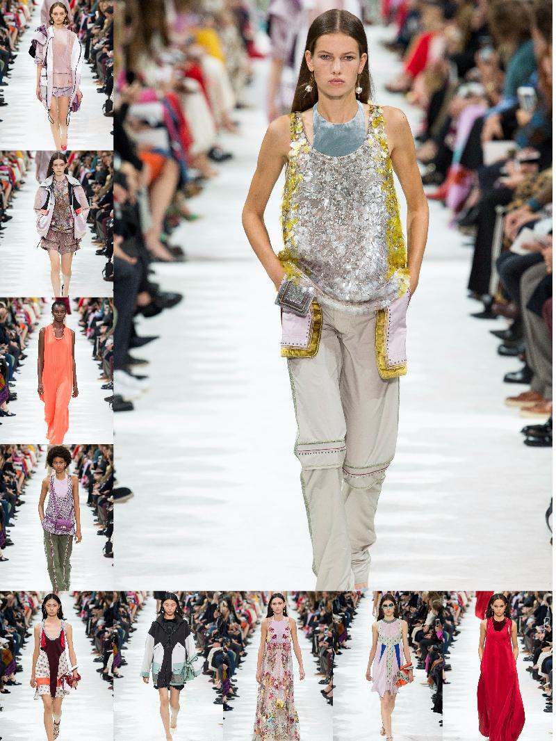 d73abf73e01 Paris Fashion Week Spring Summer 2018 Ready-to-Wear