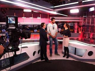 Entrevista de la TV Chilena a MArco Oneto, hablando sobre el conflicto en la selección chilena | Mundo Handball