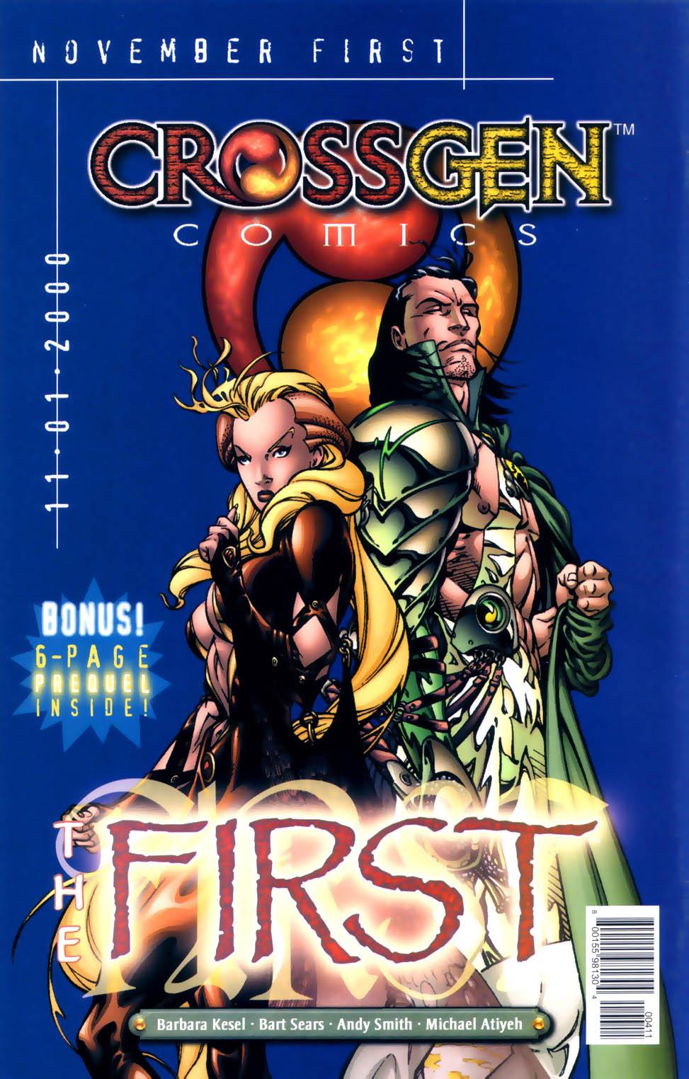 Read online Sigil (2000) comic -  Issue #4 - 36