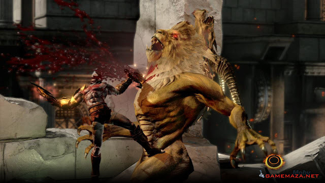 God of War 3 Gameplay Screenshot 3