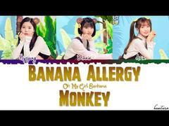 Oh My Girl Banhana - Banana Allergy Monkey