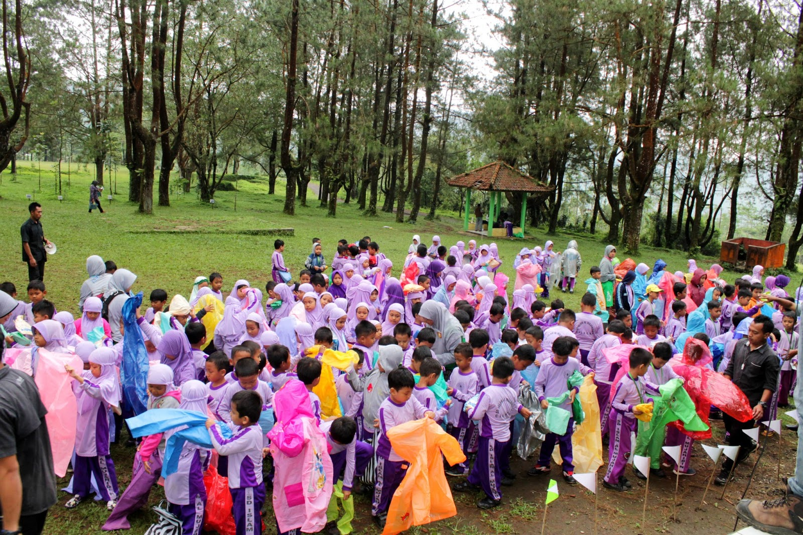 Outbound Di Purbalingga