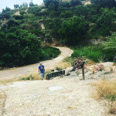 Ruta del Agua, Sella, senderismo, excursión, deporte, sport, camino, caminantes, salida en familia, salida con niños,