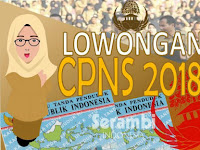 Pendaftaran CPNS 2018 Hanya Hitungan Hari, Catat Lokasi Tesnya !!