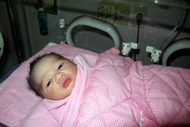 Photo, Krisdayanti's baby (foto bayi Krisdayanti ...