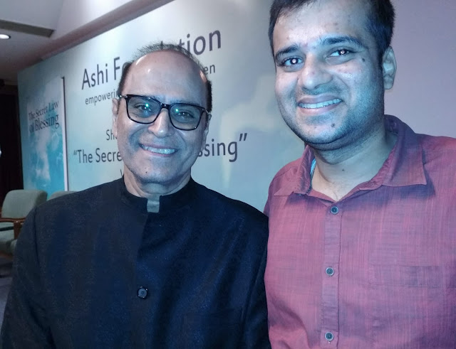 A rendezvous with noted actor-writer Karan Razdan
