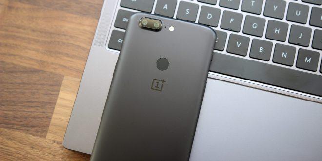 اندرويد 9 يصل الى هاتفي OnePlus 5 و 5T