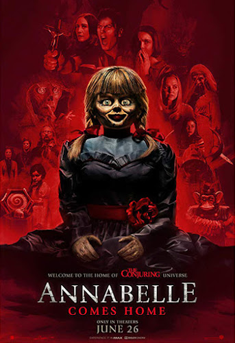 Annabelle: Comes Home (BRRip 720p Dual Latino / Ingles) (2019)