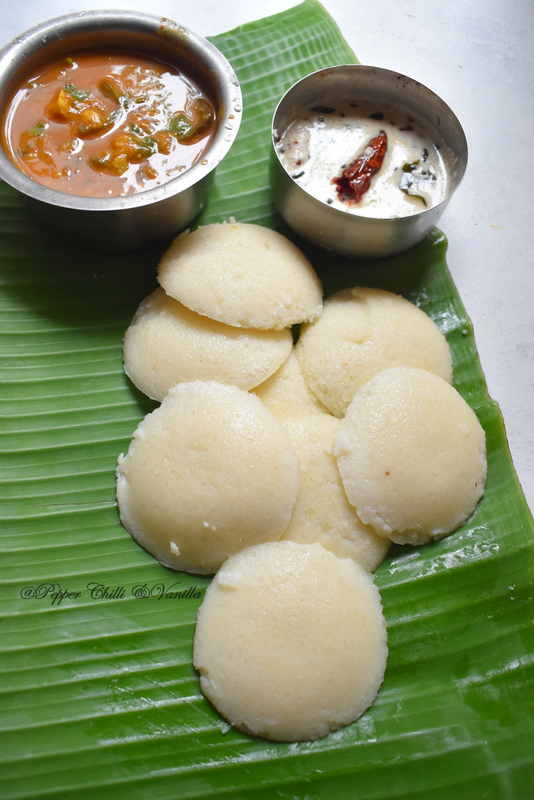 how to make instant poha idli