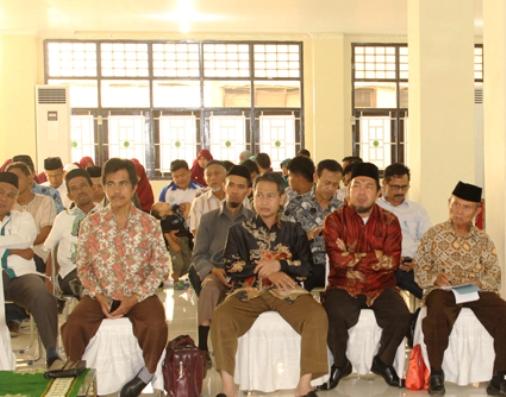 Pengurus Muhammadiyah, Selayar, Ikut Pembukaan, Darul Arqam, Di, Makassar