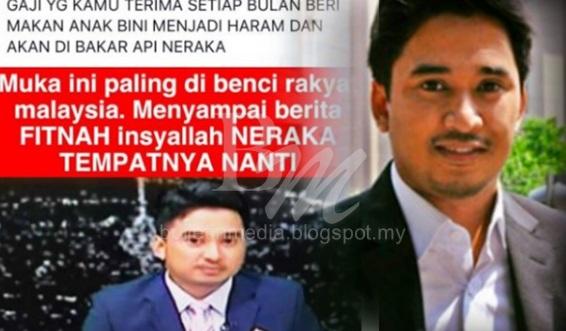 Didoakan 'Dihumbankan Dalam Neraka', Fuh !!! Ini Respon Pembaca Berita Terkenal, Izwan Azir Yang MENGEJUTKAN !