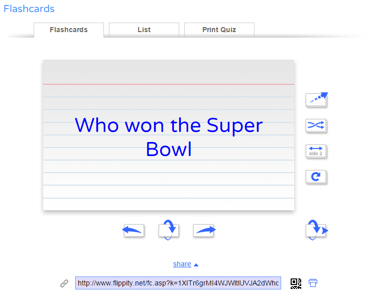 Free Technology For Teachers How To Create Flashcards From A Google
