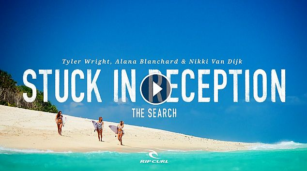 Stuck In Reception TheSearch by Rip Curl