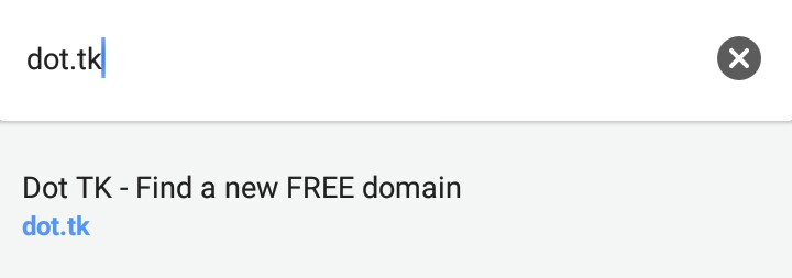 How To Get A Custom Domain Name | Free