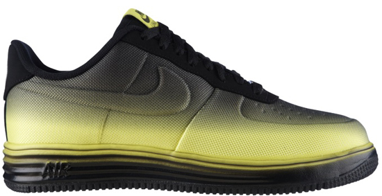 This is the Nike Lunar Force 1 VT Mesh. It features a Vac-Tech mesh upper  sitting on a Lunarlon sole. They also feature a gradient upper that fades  from top ...