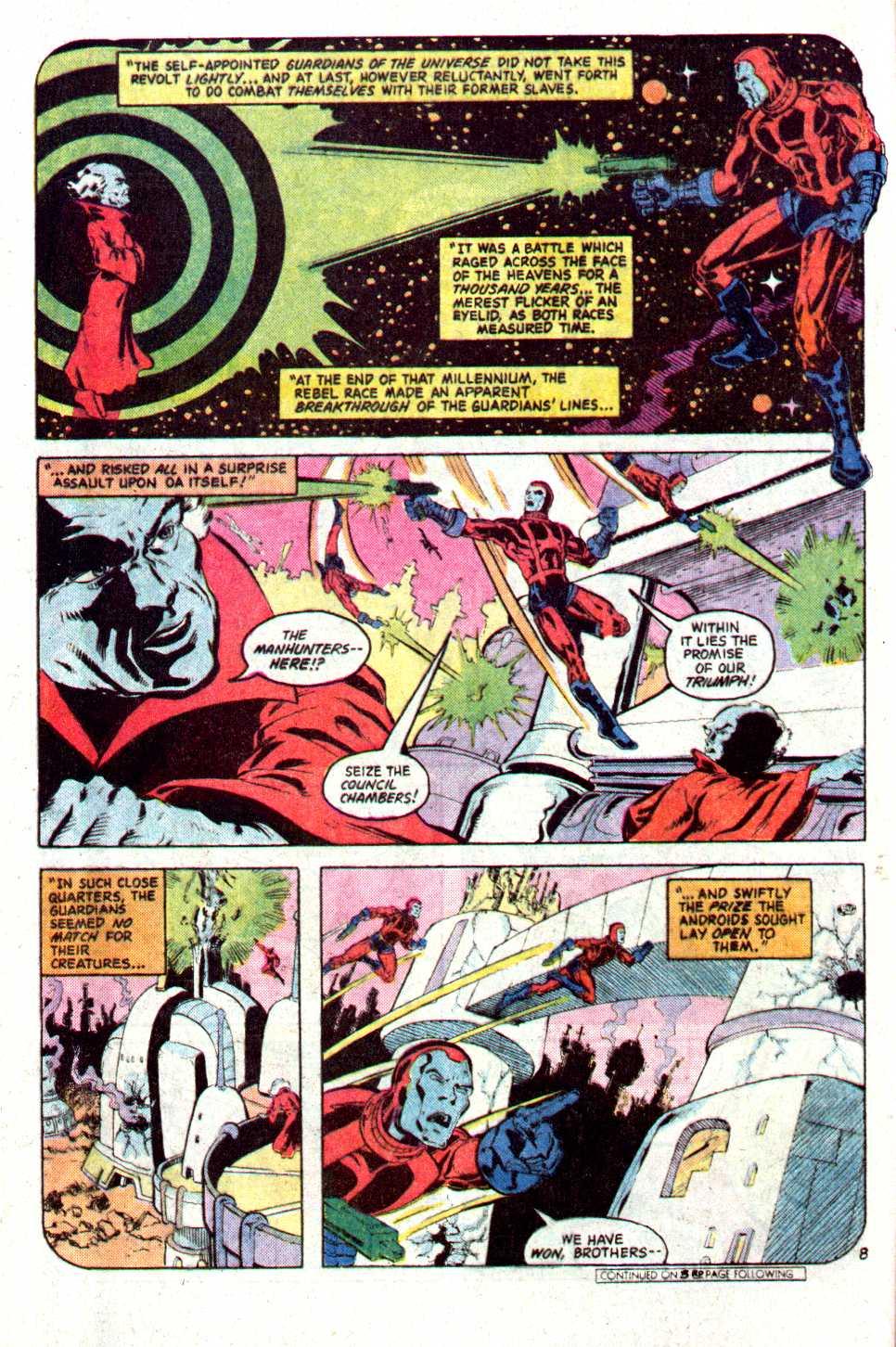 Read online Secret Origins (1986) comic -  Issue #22 - 9