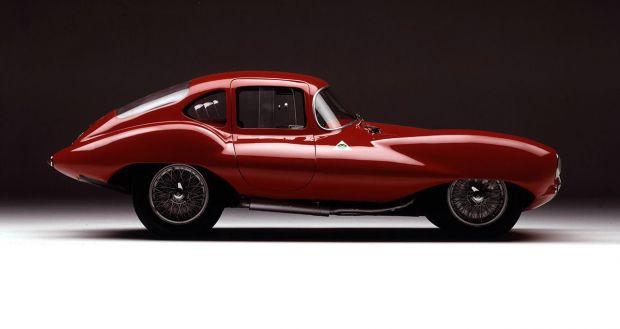 Η Alfa Romeo Disco Volante στο Κιότο