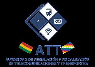 ATT Bolivia Logo Vector