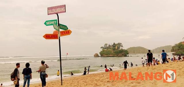 Dirut PD Jasa Yasa Apresiasi Gelaran Malang Beach Festival