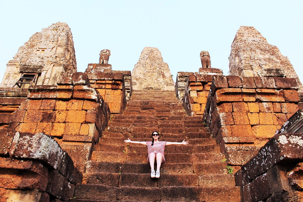 Pre Rup in Siem Reap, Cambodia - Asia travel blog