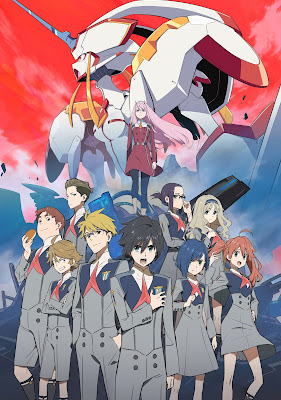 Darling in The FranXX Reseña