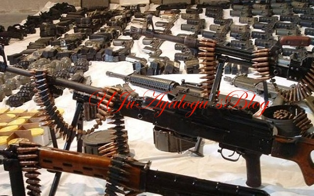 Arms smuggling in Nnewi untrue, says Anambra CP