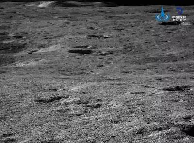 Фото поверхні Місяця
