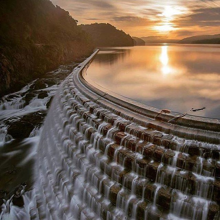 New Croton Dam, New York, USA