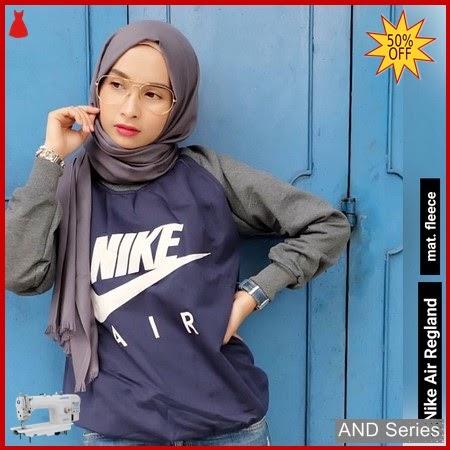 AND330 Sweater Wanita Nike Air Regland Jacket BMGShop