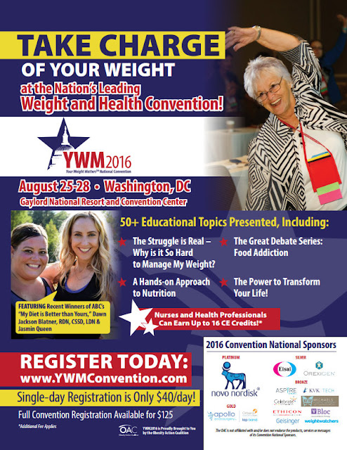YWM%2BConvention%2BYWM2016%2BFlyer Weight Loss Recipes Friday Five