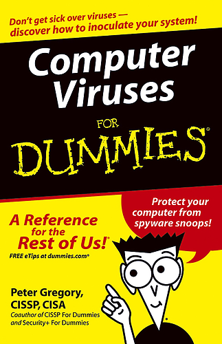 Computer Viruses for Dummies Free Ebook Download ...