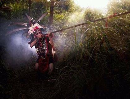Legenda Sangi Sang Pemburu