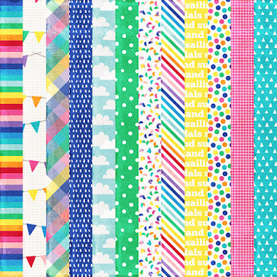 Get all 4 patterned papers packs when you purchase the patterns bundle ...