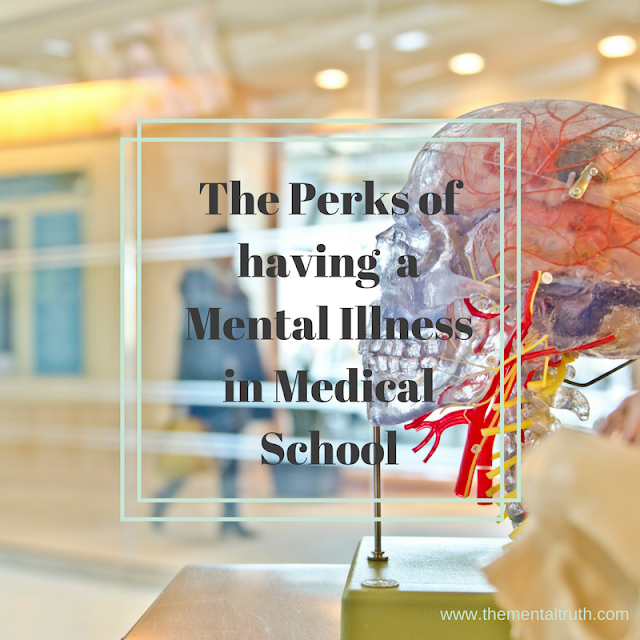 The mental truth, bipolar blogger, mental health, medical school