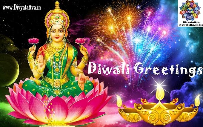 Happy Diwali Greetings Lord Rama Krishna HD Wallpaper Free Download