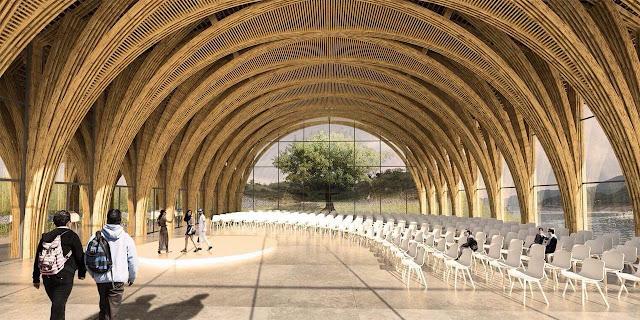Phong cách kiến trúc sinh thái