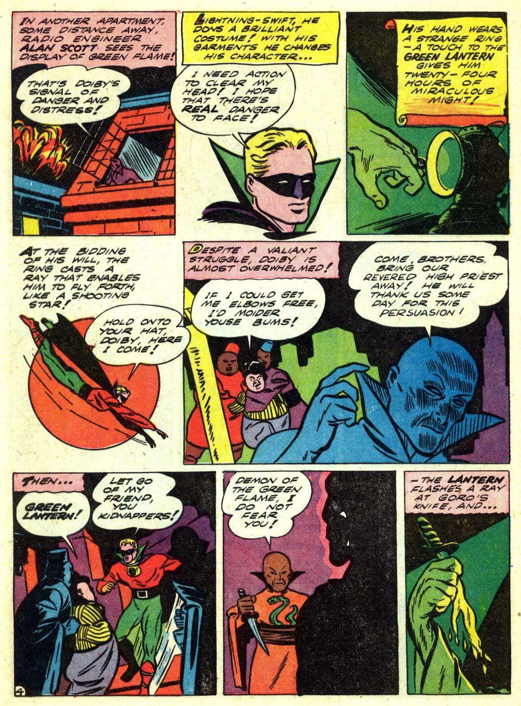 Read online All-American Comics (1939) comic -  Issue #40 - 6