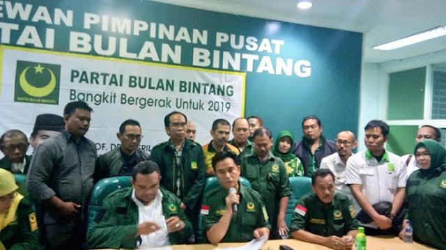 PBB Belum Tentukan Sikap Dukung Prabowo atau Jokowi