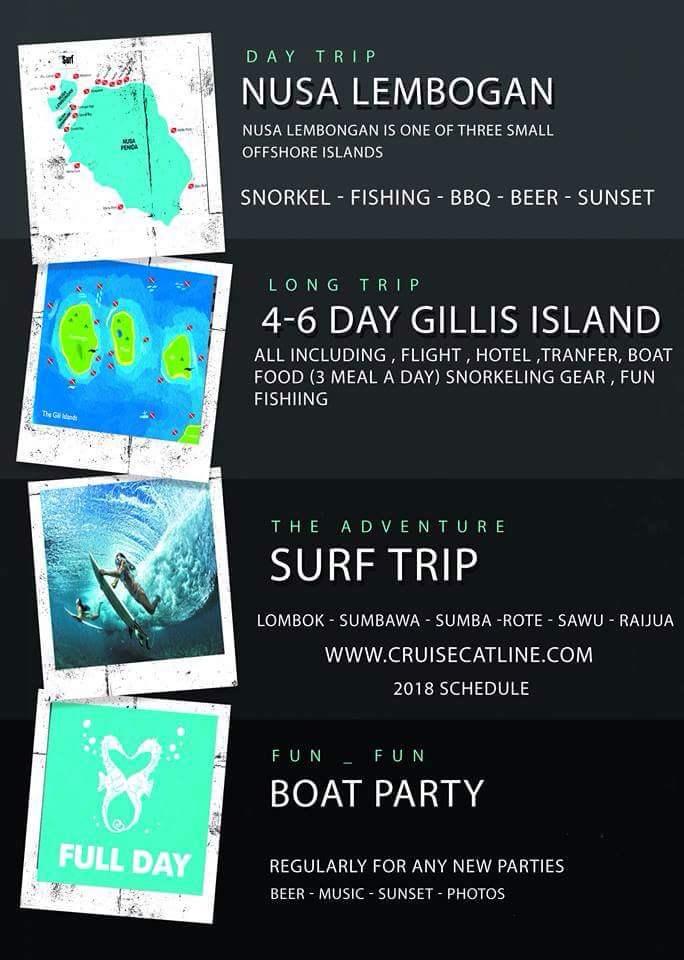 Lombok Sumbawa Surf Charters