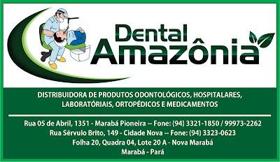 DENTAL AMAZÔNIA - NA MARABÁ PIONEIRA..