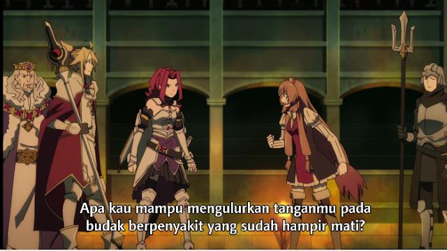 Antara anime tate no yuusha no nariagari dan Islam