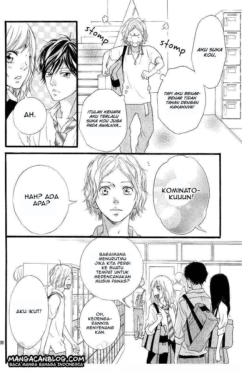 Ao Haru Ride Chapter 14-39