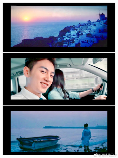 A Journey to Meet Love Chinese drama Jing Tian Chen Xiao