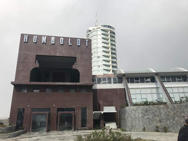 El Hotel Humbolt fue otro fracaso de Maduro - Aún sigue cerrado!